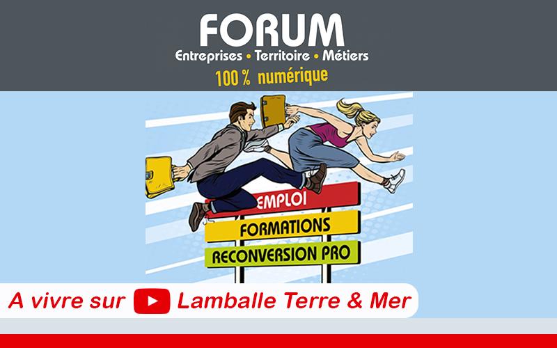 Forum Entreprise Territoires et Métiers