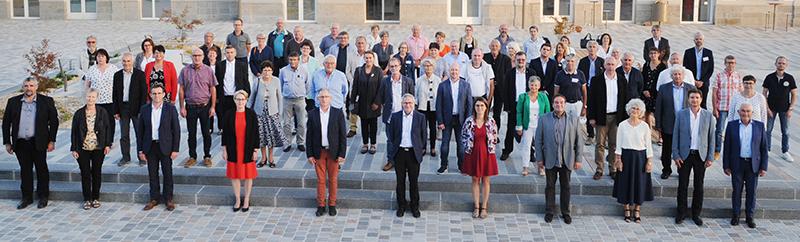 Conseil communautaire Lamballe Terre & Mer 2020