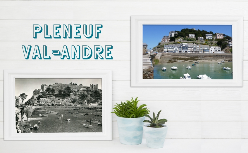 Holz Hintergrund in weiß grau hellblau türkis mit Pflanzen als<br/>© ©Jeanette Dietl - stock.adobe.com
