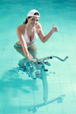 Aquabike lamballe terre mer for Piscine lamballe