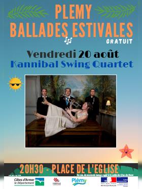 Kannibal Swing Quartet - Plémy