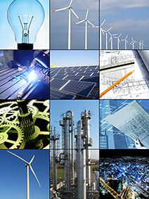 Photo mix of power and energy - adrian2011 - Fotolia