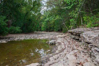 Dry River Bed - dmcgill71 - Fotolia