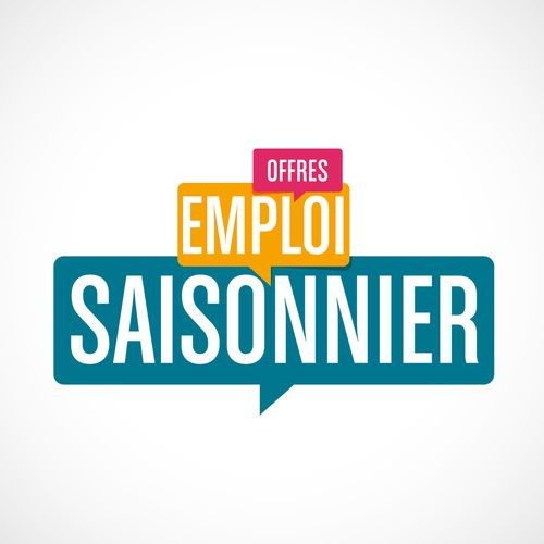 offres emploi saisonnier - ©M.studio - stock.adobe.com
